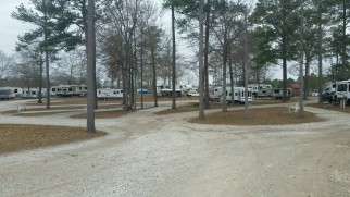 Deer Run Campground in Troy, Alabama
