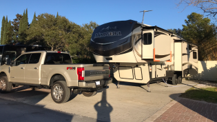 Backed into Camp Gulf