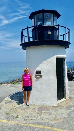 Photo Opportunity-Not a real lighthouse
