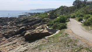 View from Marginal Way