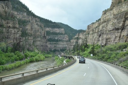 Following the Colorado River